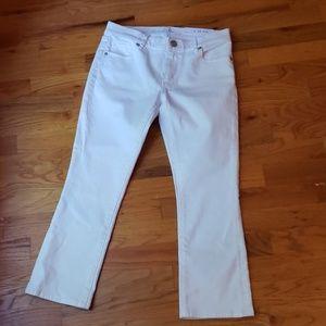 LOFT Jeans - Petite Ann Taylor Loft Cropped Jeans